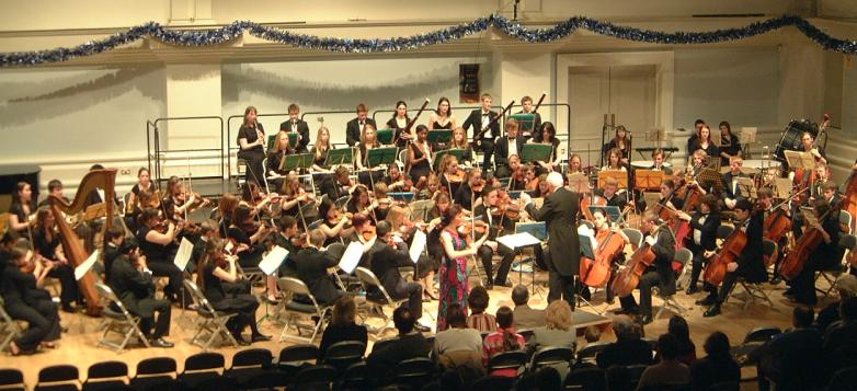 Youth Orchestra: Christmas/New Year 2006